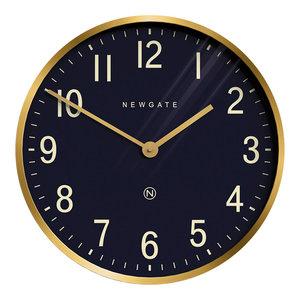 Newgate Mr Edwards Clock, Radial Brass