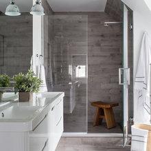 Brunswick Guest Suite Bath