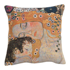 Mother and Child 1 Decorative Couch Pillow