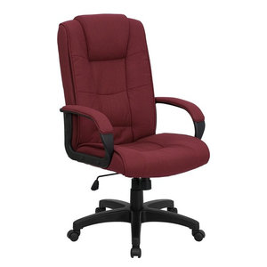 Excellent High Back Fabric Executive Office Chair Contemporary Pdpeps Interior Chair Design Pdpepsorg