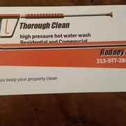 Thorough Clean Powerwashing Services LLC's photo
