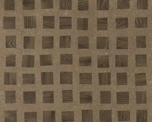Peat Brown Quad - Wall & Floor Tiles