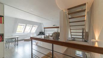 Réaménagement d'un appartement à Geispolsheim