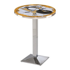 Pittsburgh Penguins Pub Table 36-inchx42-inch by Holland Bar Stool Company
