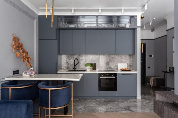 Современный Кухня by Color Code interiors