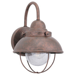 Beach Style Outdoor Wall Lights And Sconces by Sea Gull Lighting