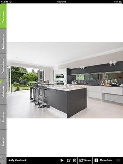 Beechwood Manor Contemporary Kitchen Berkshire By
