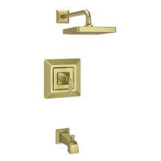 Pfister LG89-8FE Park Avenue Single Handle Tub and Shower Trim - Gold