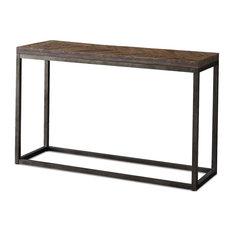 Lorenza Sofa Table, Natural
