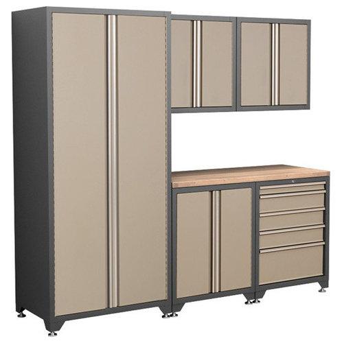 Coleman 6 Piece Garage Cabinet Kit