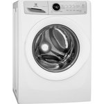 "Electrolux - 27"" Front Load Washer, 4.3 Cu. Ft. Capacity Iq-Touch Control Reversible Door - The EFLW317TIW 27 Front Load Washer with 43 cu ft Capacity IQ-Touch Control Reversible Door ENERGY STAR and NSF Certified in Island White"