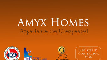 Amyx Signature Homes