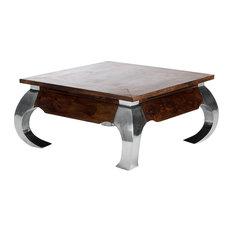 Opium Square Coffee Table