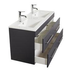 Moderne Badmöbel: Exklusive Badezimmermöbel online | {Moderne badezimmermöbel doppelwaschbecken 95}