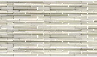 Modern Glass tile Backsplash