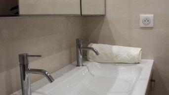 Une salle de bain d'exception !