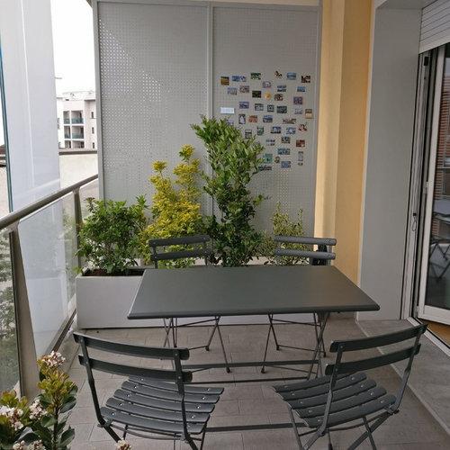 Idee per terrazzo