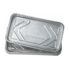 Napoleon - Grease Trays, Large, 5-Pack - Grill Tools & Accessories