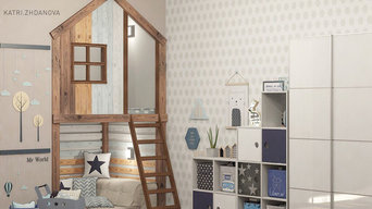 Детская комната - г. Москва