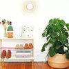 DIY : Un élégant meuble à chaussures à fabriquer soi-même