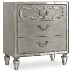 Traditional Nightstands And Bedside Tables by Stephanie Cohen Home