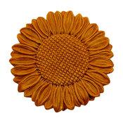 Sunflower Stepstone Garden Statue