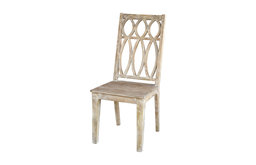 Four Hands Magnolia Dining Chair, Whitewash