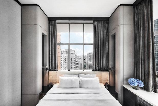 Modern  by akiHAUS Design Studio