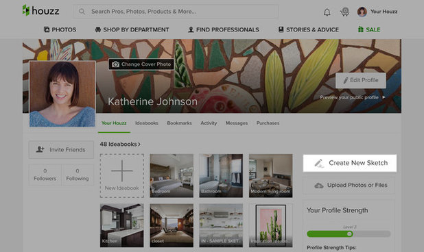 Inside Houzz: You Can Now Use Sketch as a Desktop Experience