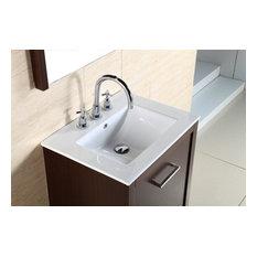 24 Inch Modern Bathroom Vanities Houzz