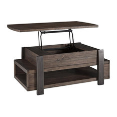 Vailbry Casual Brown Lift Top Cocktail Table by Ashley Furniture Industries