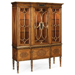 Victorian China Cabinets And Hutches by Jonathan Charles Fine Furniture