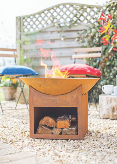 How Do I... Put in Firepit?