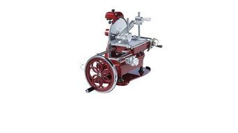 Handaufschnittmaschine rot