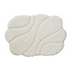 Ambience Bath Mat, Ecru, 60x90 cm