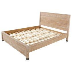 Farmhouse Platform Beds by Camaflexi