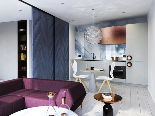 Contemporary  by Tom Dixon