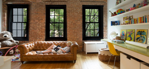 Decoración: Razones para invertir en un sofá de cuero para tu salón