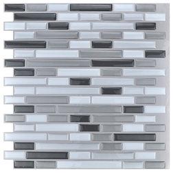 Contemporary Mosaic Tile by Art3d LLC