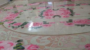 Flooring Inlay Coimbatore