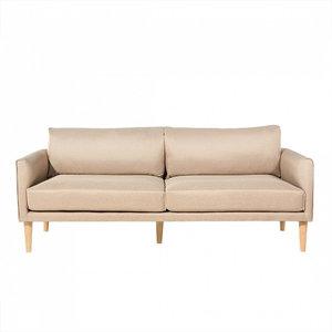 Uppsala Fabric Sofa, Beige