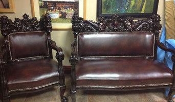 Restoration of a Beautiful American Empire Living Room Set