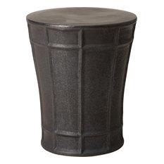Varro Stool/Table, Gunmetal