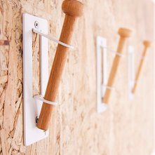 Contemporary Wall Hooks by pedersenlennard.co.za