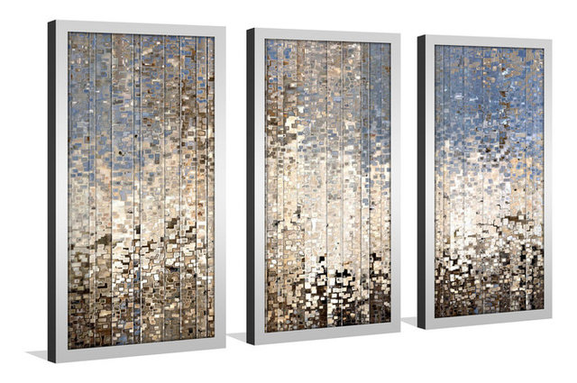 Mark lawrence ezekiel 34 12 max framed plexiglass wall art