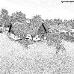 det lille hvide hus