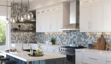 Commercial-Style Kitchen
