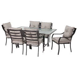 Transitional Outdoor Dining Sets by Almo Fulfillment Services