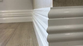 Previous skirting installations