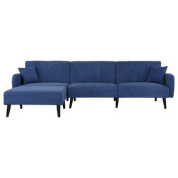 Midcentury Sectional Sofas by SofaMania